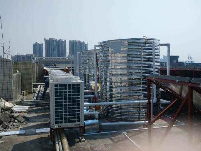 福建热水工程